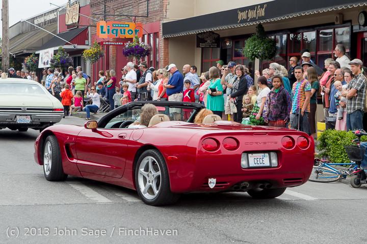 19342 Tom Stewart Car Parade and Show 2013 072113