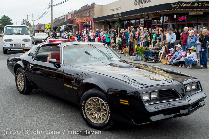 19346 Tom Stewart Car Parade and Show 2013 072113