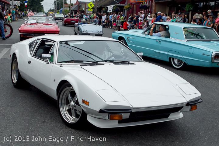 19358 Tom Stewart Car Parade and Show 2013 072113