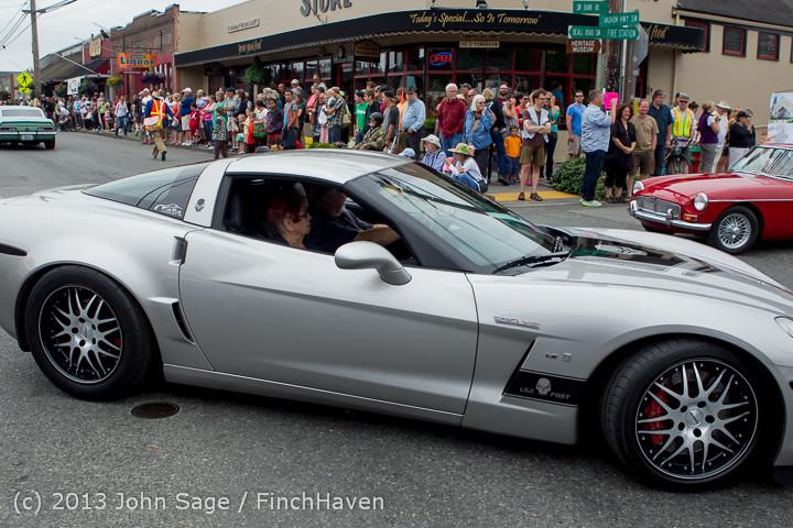 19380 Tom Stewart Car Parade and Show 2013 072113