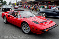 19388 Tom Stewart Car Parade and Show 2013 072113