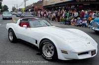 19405 Tom Stewart Car Parade and Show 2013 072113