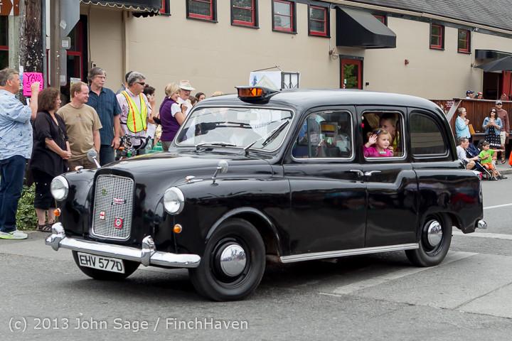 19409 Tom Stewart Car Parade and Show 2013 072113