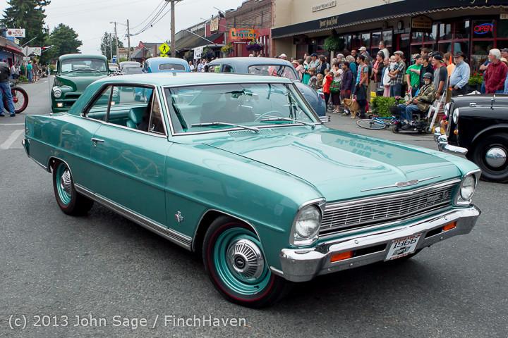 19411 Tom Stewart Car Parade and Show 2013 072113