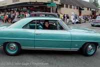 19414 Tom Stewart Car Parade and Show 2013 072113