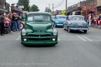19416 Tom Stewart Car Parade and Show 2013 072113