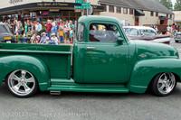 19421 Tom Stewart Car Parade and Show 2013 072113