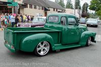 19423 Tom Stewart Car Parade and Show 2013 072113