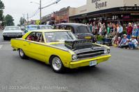 19426 Tom Stewart Car Parade and Show 2013 072113