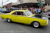 19430 Tom Stewart Car Parade and Show 2013 072113