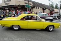 19432 Tom Stewart Car Parade and Show 2013 072113