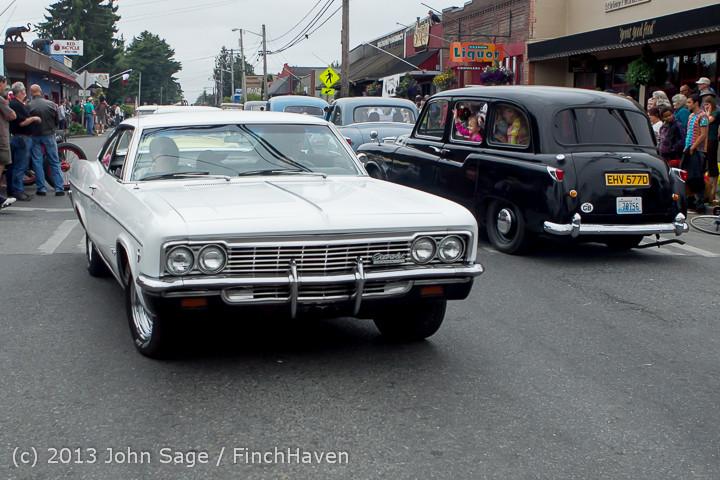 19436 Tom Stewart Car Parade and Show 2013 072113