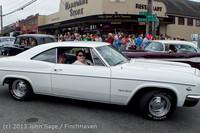 19439 Tom Stewart Car Parade and Show 2013 072113