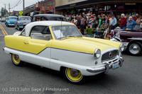 19442 Tom Stewart Car Parade and Show 2013 072113