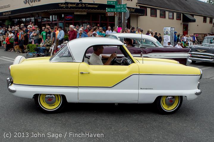 19444 Tom Stewart Car Parade and Show 2013 072113