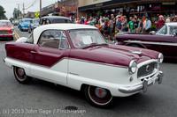 19447 Tom Stewart Car Parade and Show 2013 072113