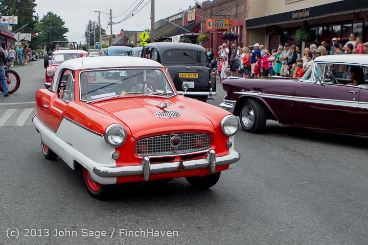 19451 Tom Stewart Car Parade and Show 2013 072113