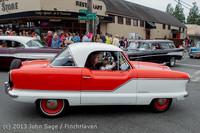 19454 Tom Stewart Car Parade and Show 2013 072113