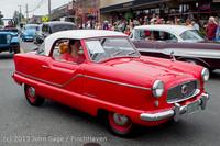 19458 Tom Stewart Car Parade and Show 2013 072113