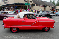 19460 Tom Stewart Car Parade and Show 2013 072113