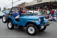 19464 Tom Stewart Car Parade and Show 2013 072113