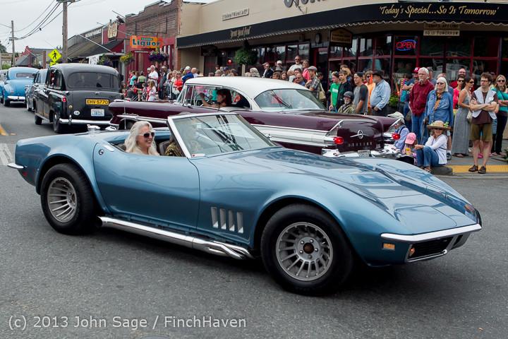 19469 Tom Stewart Car Parade and Show 2013 072113