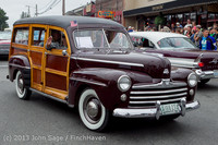19478 Tom Stewart Car Parade and Show 2013 072113