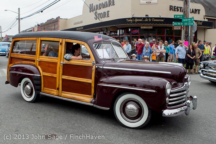 19480 Tom Stewart Car Parade and Show 2013 072113