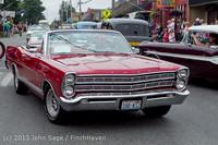 19482 Tom Stewart Car Parade and Show 2013 072113