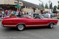 19491 Tom Stewart Car Parade and Show 2013 072113
