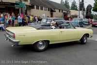19506 Tom Stewart Car Parade and Show 2013 072113