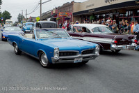 19507 Tom Stewart Car Parade and Show 2013 072113