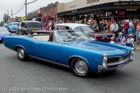 19508 Tom Stewart Car Parade and Show 2013 072113