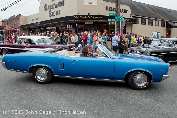 19510 Tom Stewart Car Parade and Show 2013 072113