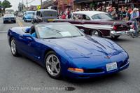 19514 Tom Stewart Car Parade and Show 2013 072113