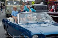 19522 Tom Stewart Car Parade and Show 2013 072113