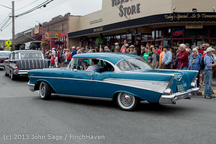 19549 Tom Stewart Car Parade and Show 2013 072113