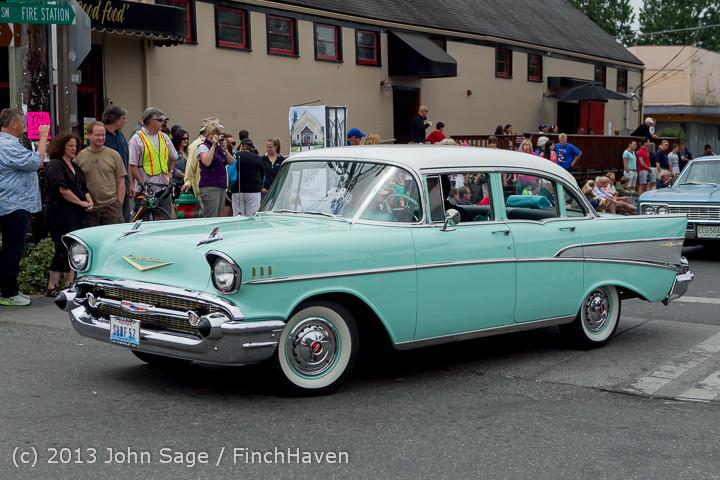 19560 Tom Stewart Car Parade and Show 2013 072113