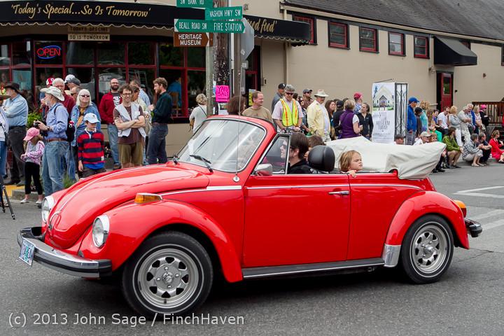 19586 Tom Stewart Car Parade and Show 2013 072113