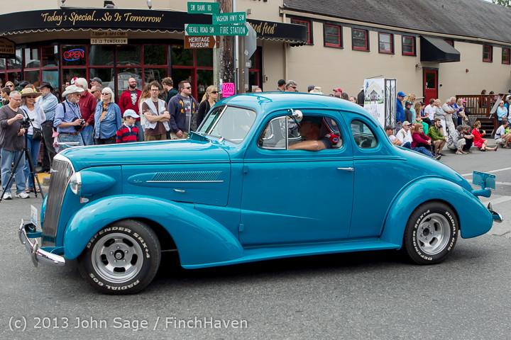 19593 Tom Stewart Car Parade and Show 2013 072113