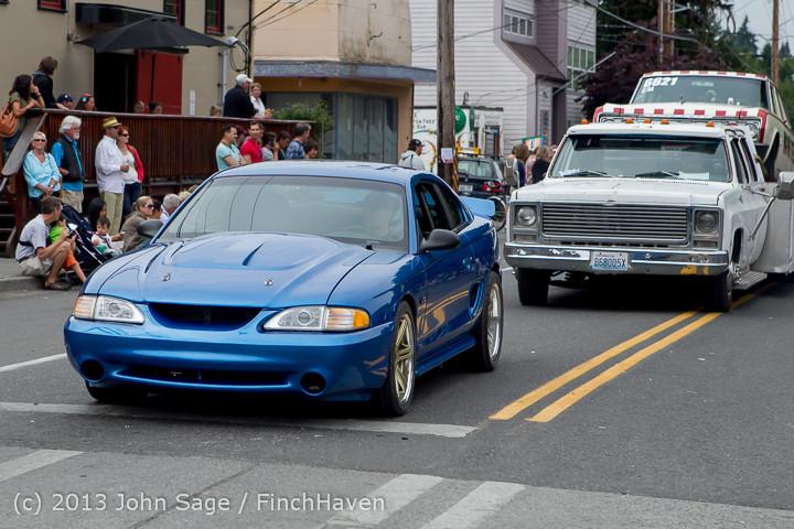 19598 Tom Stewart Car Parade and Show 2013 072113