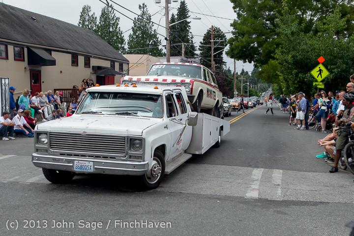 19607 Tom Stewart Car Parade and Show 2013 072113