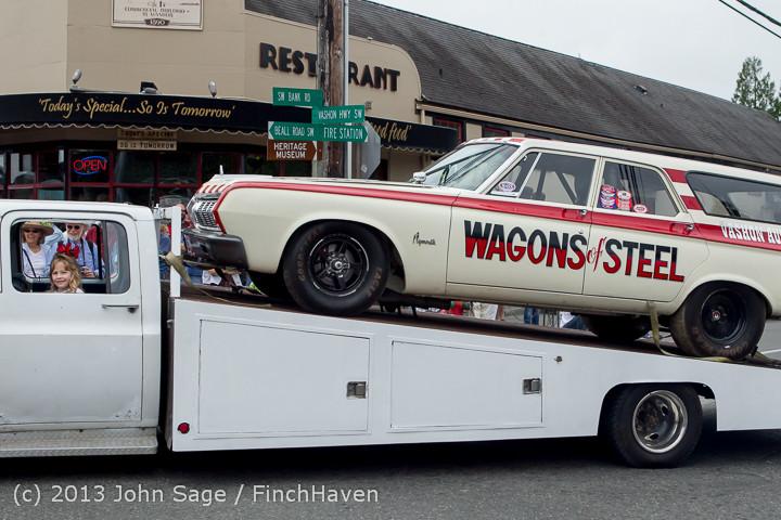 19613 Tom Stewart Car Parade and Show 2013 072113