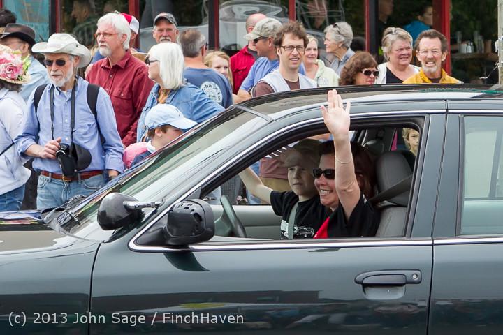 19619 Tom Stewart Car Parade and Show 2013 072113