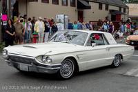 19623 Tom Stewart Car Parade and Show 2013 072113