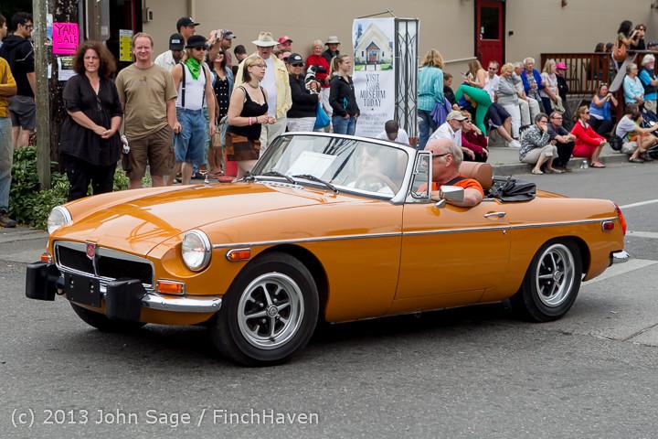 19629 Tom Stewart Car Parade and Show 2013 072113