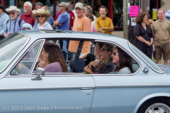 19657 Tom Stewart Car Parade and Show 2013 072113