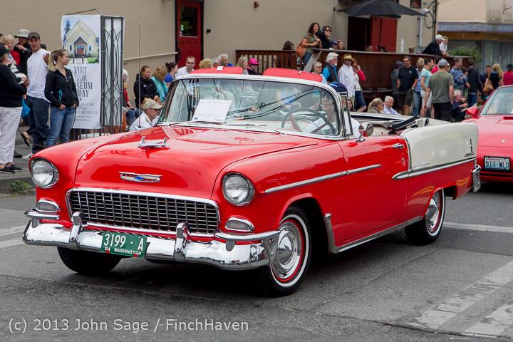 19661 Tom Stewart Car Parade and Show 2013 072113