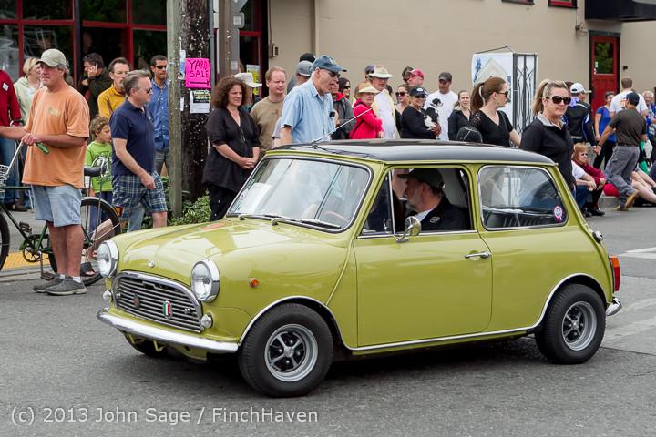 19689 Tom Stewart Car Parade and Show 2013 072113