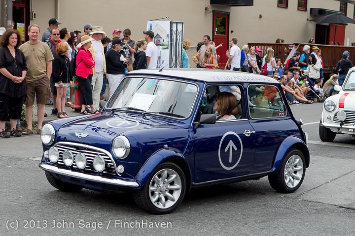 19708 Tom Stewart Car Parade and Show 2013 072113